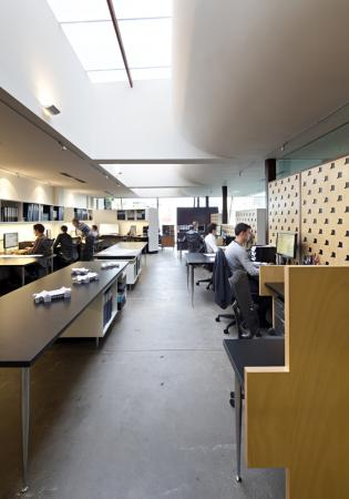 Riddel Architecture Office Design Pictures