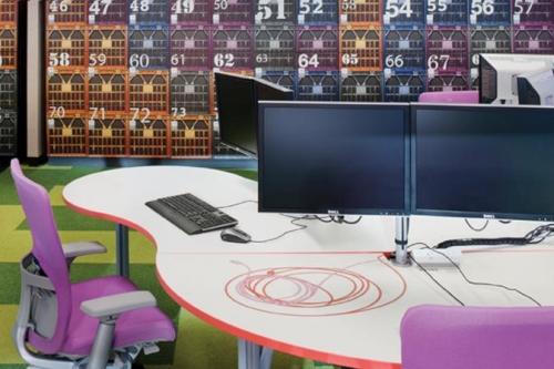 One Shelley Street Australia Office Design By Woods Bagot