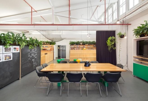 Three Drunk Monkeys Office by Akin Creative Pictures