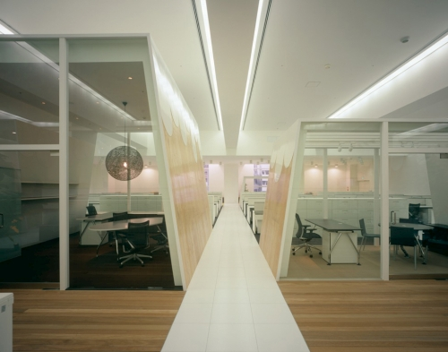TBWA Hakuhodo Office Pictures by Klein Dytham Architecture