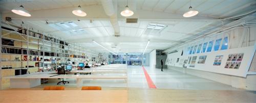 Lehrer Architects Office Design