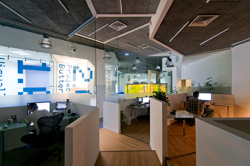 Autodesk Office Tel Aviv by Studio BA