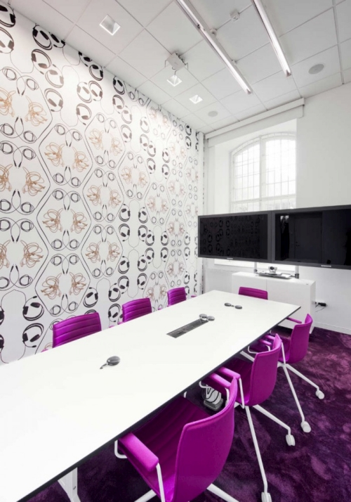 Skype Offices in Stockholm by PS Arkitektur Design