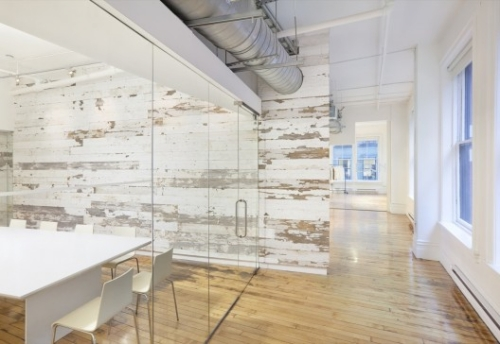 EDUN Americas Office by Spacesmith