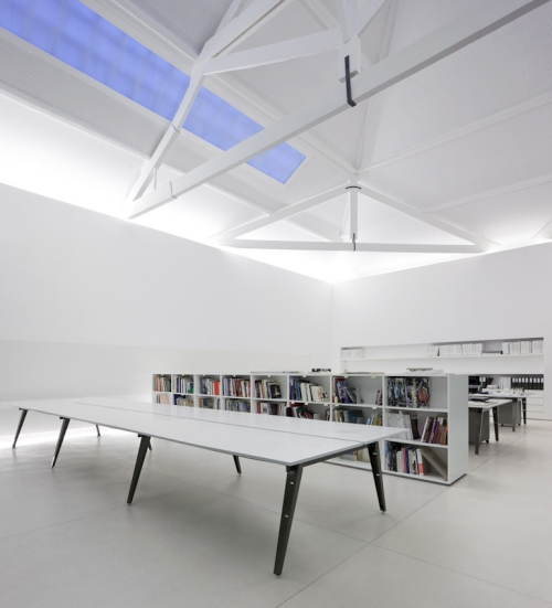 Nuno Sampaio Architects Office Design Pictures Portugal