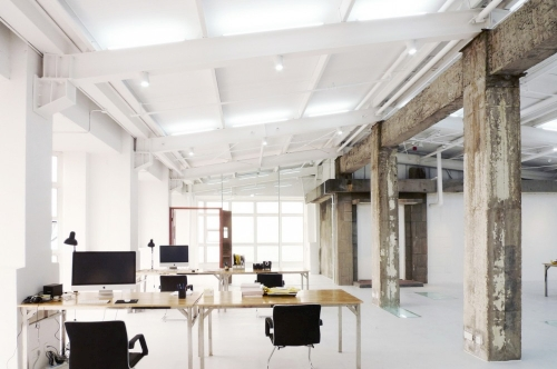 White Office Design Lycs Architecture Pictures China M