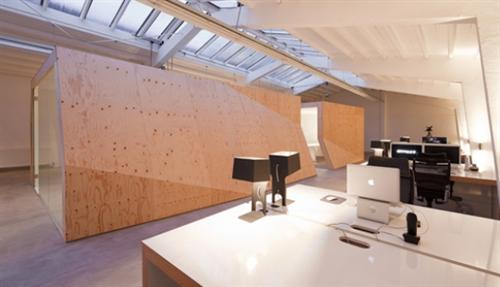 Onesize Office by Origins Architecture