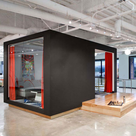 Dreamhost Hosting Cool Office Design Pictures
