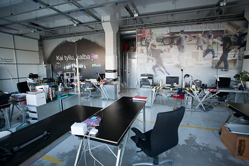 Adell Taivas Ogilvy Office Design