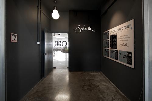 Splash Productions Office Singapore