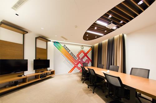 Renkmobil Software INC Office Design Picture