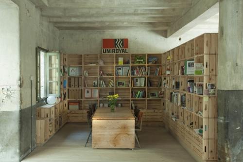 Churtichaga + Quadra + Salcedo Arquitectos Office Design Pictures