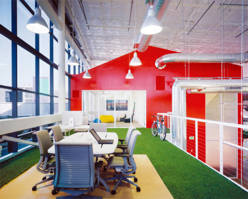 Google Office Design Gallery The Best Offices On The Planet