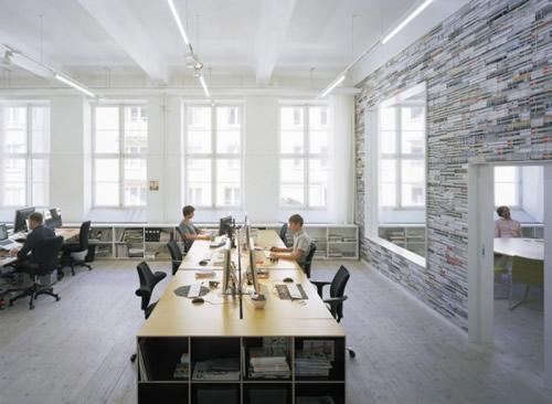Oktavilla Office Design