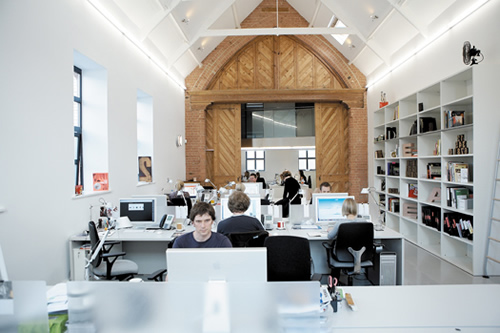 Michon Creative Office