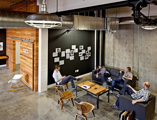 USA country Office Design Gallery The best offices on the