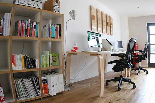 Realmac Software Office Design