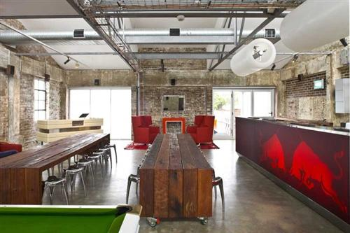 ... Red Bull Australia Headquarters Offices Design