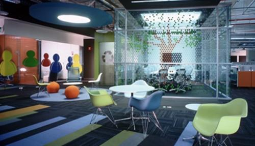 Prodigy MSN Eco Office by SPACE
