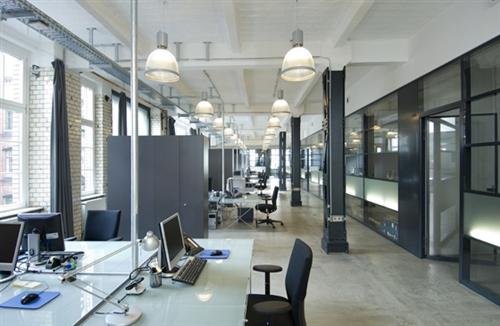 South & Browse fernsehproduktion Studio Offices Design Berlin