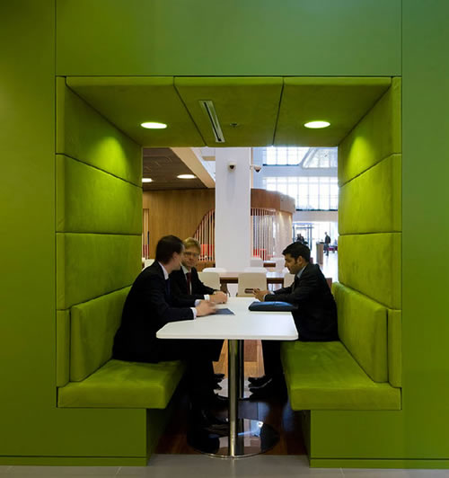 Macquarie Office Design