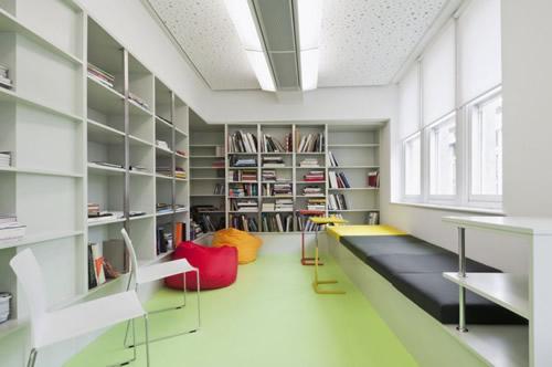 Denstu London Office Design