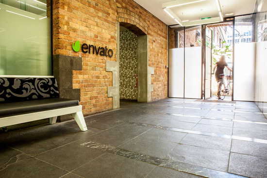 Envato Office Pictures Design by Buro