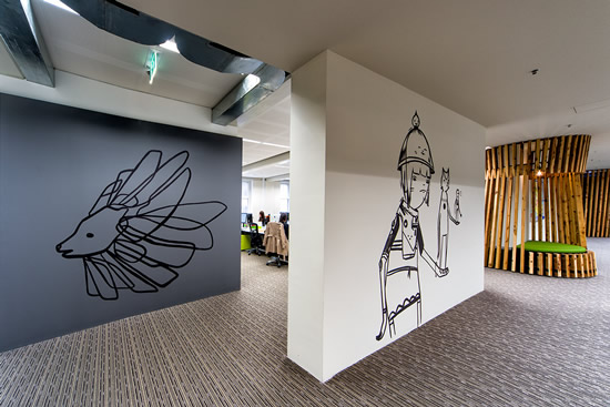 Envato Office Design Gallery The Best Offices On The