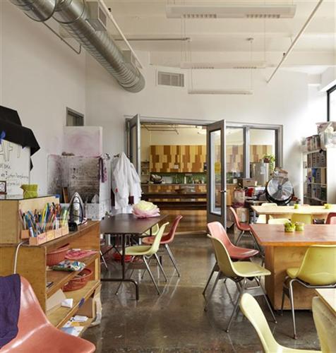 Etsy Offices Design Studio
