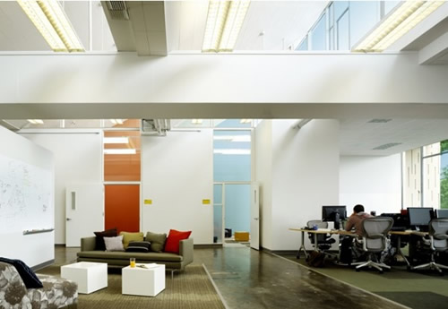 Facebook Office Design Pictures