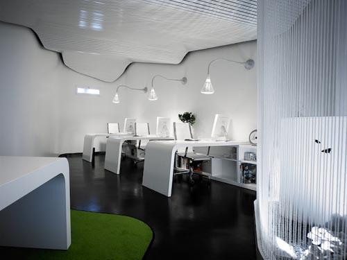 Konstruplus studio by mmasa architects office design for Office design gallery