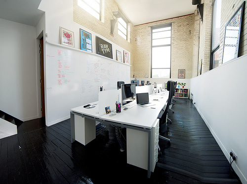 Raw Design Studio Office
