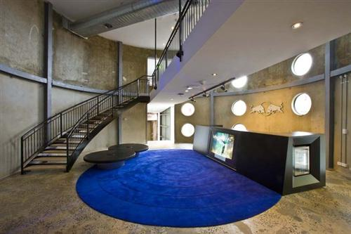 Red Bull Australia Headquarters Offices Design