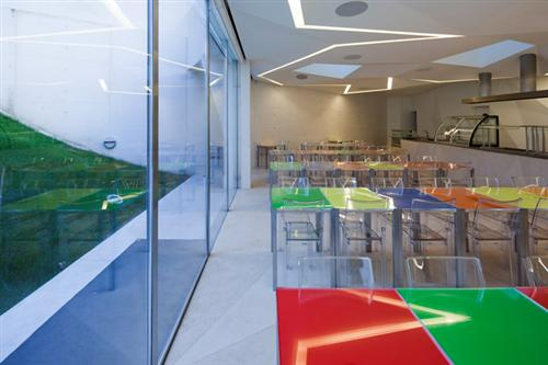 Vodafone Office Design Portugal Picture