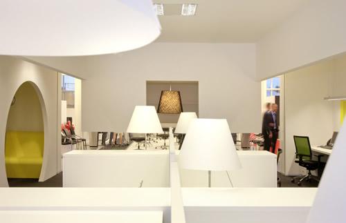 Buro Modern Belgium Office Pictures