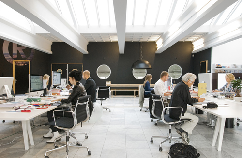 Tomorrow Design Office Amsterdam | Office Design Gallery - The ...