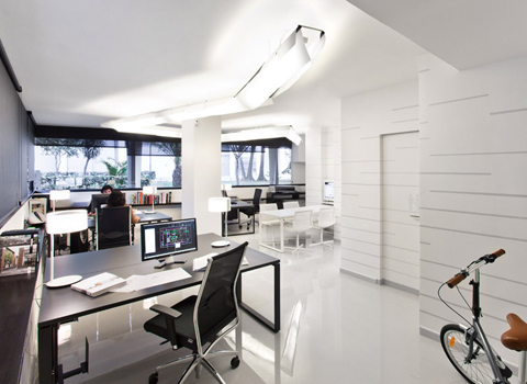 Dom Arquitectura Studio Office