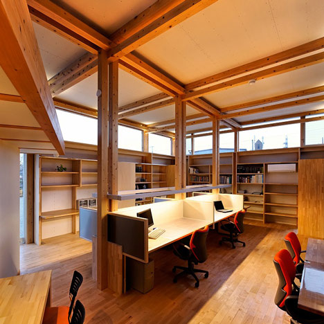 ... Law Firm Office Pictures Design By Masato Sekiya ...