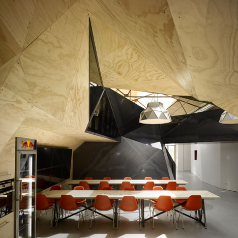 Red Bull Amsterdam by Sid Lee Architecture