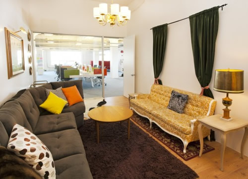 Airbnb Office San Francisco by Garcia Tamjidi
