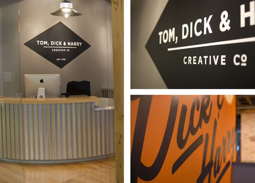 Tom Dick and Harry Creative Office 2