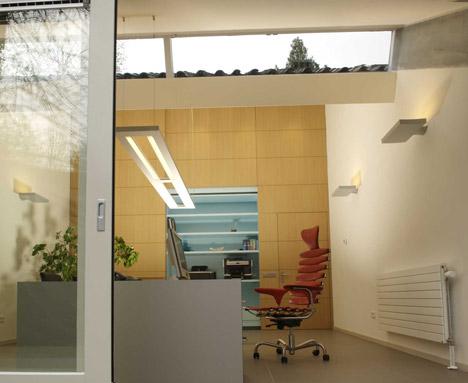 Studio R-1 Office Design by architecten|en|en