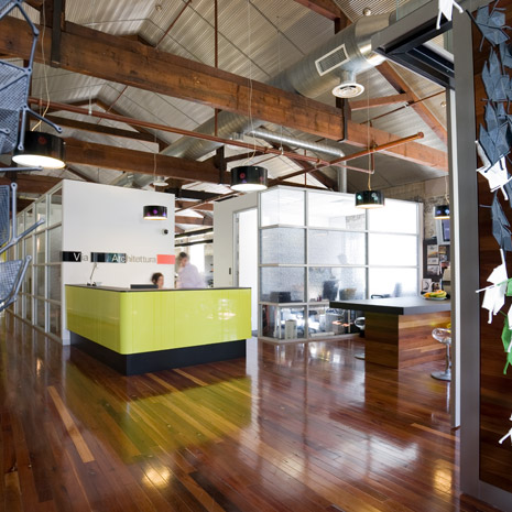 V Arc Melbourne Studio Office
