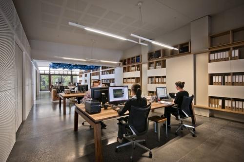 Oxigen Office Design