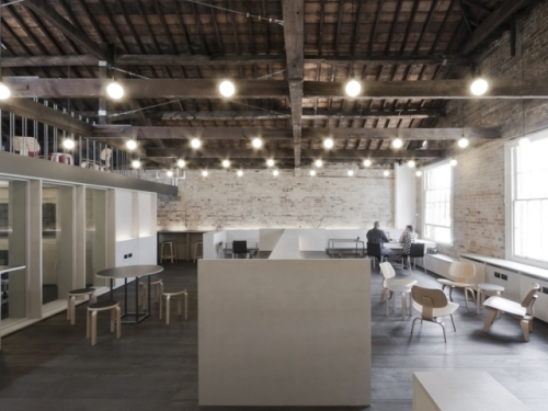 Club Workspaces Startup Office Hub
