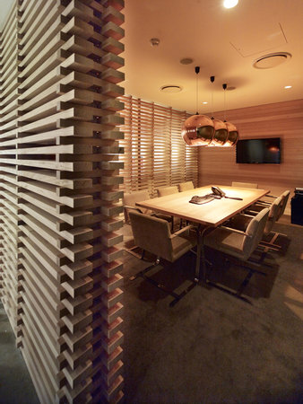 Emi music australia office design gallery the best - Best way to soundproof interior walls ...