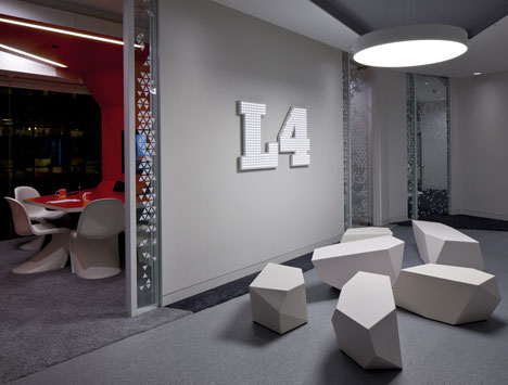 Google Engineering London Office by Penson