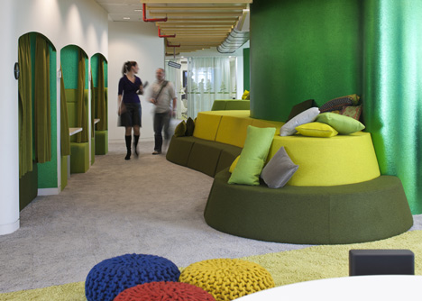 Google Super HQ London