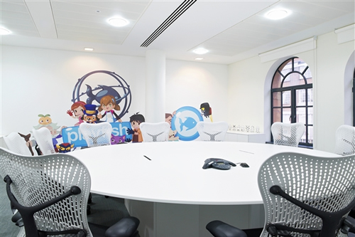 Playfish Office