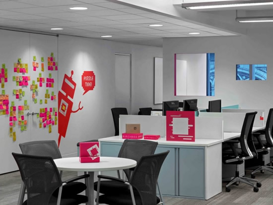 Birchbox Office Pictures